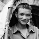 Half Smile Of A Rickshaw Wallah
