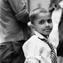 Boy With A Regimental Tie @ Nepal