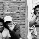Three Cheerful Men @ Nepal