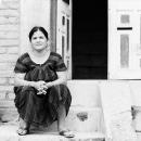 Woman Sitting @ Nepal