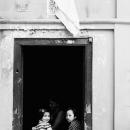 Girls At The Door @ Nepal