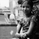 Gentle Smile Of A Girl @ Nepal