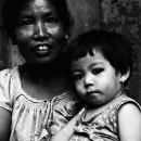 Mother And Her Kid @ Nepal