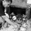 A Rites In A Temple @ Nepal