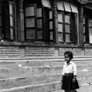 Girl Walked Alone @ Nepal