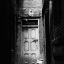 Door In The Dark Alley @ Nepal