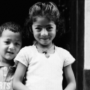 Girl And Boy @ Nepal