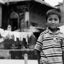 Boy In The Square @ Nepal