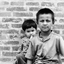 Boy And His Little Sister @ Nepal