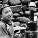Grinning Boy @ Nepal