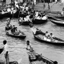 Boats At The Wharf @ Bangladesh