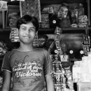 Man In A Shop @ Bangladesh