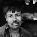 Man With A Vacant Look @ Bangladesh