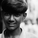 Boy With Thick Hair @ Bangladesh