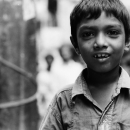 Portrait Of A Boy @ Bangladesh