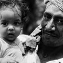 Baby And Man @ Bangladesh