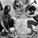 Hammer By The Roadside @ Bangladesh