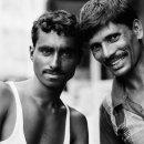 Two Men @ Bangladesh