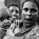 Yelling Mother @ Bangladesh