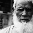 Snow-white Mustache @ Bangladesh