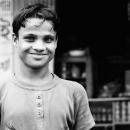 ある男の笑顔 @ バングラデシュ