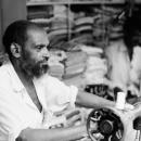 Man Operates The Sewing Machine @ Bangladesh