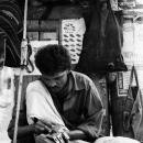 Shoe Repairman @ Bangladesh