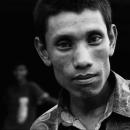Face Of A Man @ Bangladesh