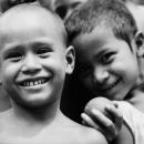 Two Innocent Smiles @ Bangladesh