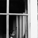 Little Girl In The Other Side Of A Window @ Bangladesh