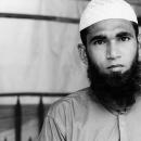 Black Beard And White Taqiyah @ Bangladesh