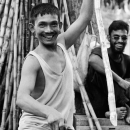Smiling Worker @ Bangladesh