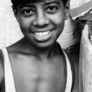 Portrait Of A Boy With Big Eyes @ Bangladesh