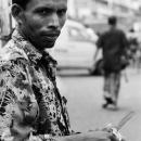 Peeling Man @ Bangladesh