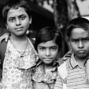 Three Kids With Gimlet Eyes @ Bangladesh