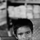 Portrait Of A Smiling Boy @ Bangladesh