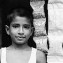Boy Wearing A Tank Top @ Bangladesh