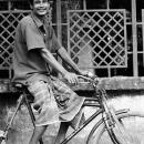 Smile On The Bicycle @ Bangladesh