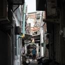 Passage Between Houses