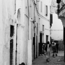 Alleyway In Ancienne Medina @ Morocco