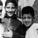 Three Boys @ Morocco