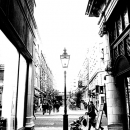 Lamp In The Street @ UK