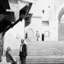 Man And Woman At The Stair @ Morocco