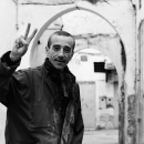 Peace Sign In The Lane @ Morocco