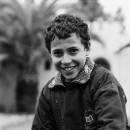 Smiling Boy @ Morocco