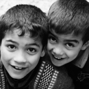 Two Boys @ Morocco