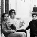Three Boys @ Morocco