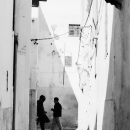 Figures In The Lane @ Morocco