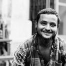 Smile Of A Bearded Man @ Myanmar