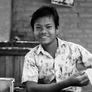 Smile Of A Boy @ Myanmar